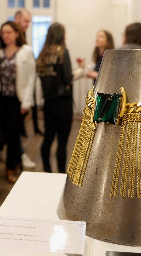 exposition créateur bijoux